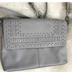 TMRW STUDIO Grey Crossbody bag